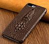 """SONY F5122 X оригинальный чехол бампер накладка панель НАТУРАЛЬНАЯ КОЖА 3D рельеф для телефона """"LUXURY ONE"""", фото 4"""