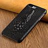 """SONY F5122 X оригинальный чехол бампер накладка панель НАТУРАЛЬНАЯ КОЖА 3D рельеф для телефона """"LUXURY ONE"""", фото 6"""