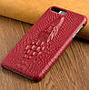 """SONY F5122 X оригинальный чехол бампер накладка панель НАТУРАЛЬНАЯ КОЖА 3D рельеф для телефона """"LUXURY ONE"""", фото 7"""