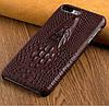 """SONY F5122 X оригинальный чехол бампер накладка панель НАТУРАЛЬНАЯ КОЖА 3D рельеф для телефона """"LUXURY ONE"""", фото 8"""