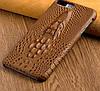 """SONY F5122 X оригинальный чехол бампер накладка панель НАТУРАЛЬНАЯ КОЖА 3D рельеф для телефона """"LUXURY ONE"""", фото 10"""