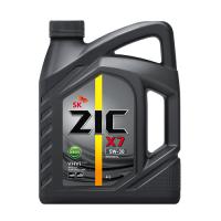 Моторное масло ZIC X7 5W-30 Diesel 6 л