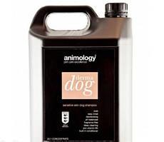 Шампунь 20:1 для чувствительной кожи Animology Derma Dog Shampoo 5 л