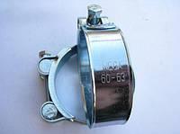 Хомут силовой стальной оцинкованный W1 64-67