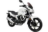 Мотоцикл Lifan KP200 ( Irokez 200 ) Белый