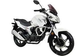 Мотоцикл Lifan KP200 ( Irokez 200 ) Білий