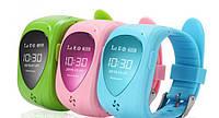 Водостойкие детские часы GOGPS K90 с GPS треком
