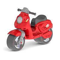 Скутер красный Орион