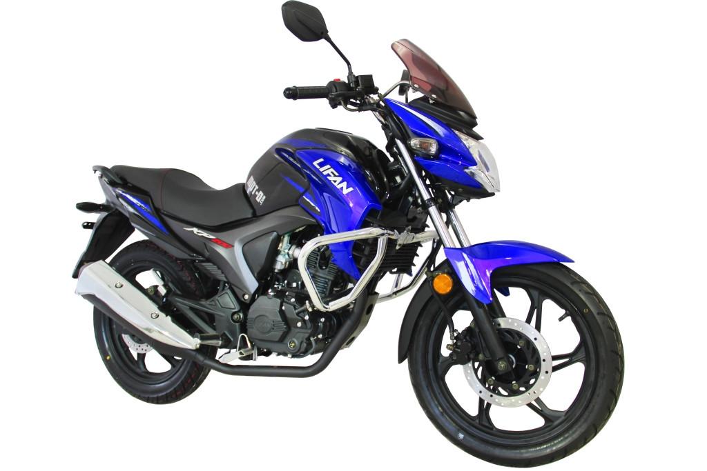 Мотоцикл Lifan KP200 ( Irokez 200 ) Синий