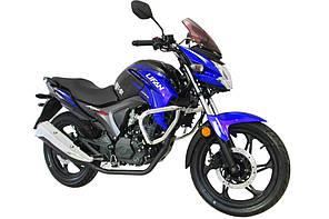 Мотоцикл Lifan KP200 ( Irokez 200 ) Синій