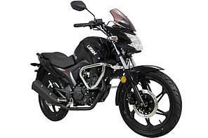 Мотоцикл Lifan KP200 ( Irokez 200 ) Чорний