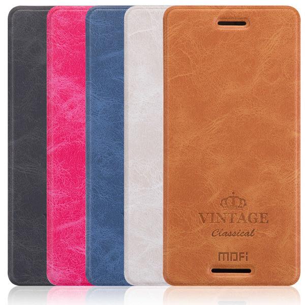 """SONY F5122 X оригинальный чехол книжка искусств. кожа с карманом для телефона """"MFI"""""""