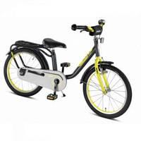 Детский велосипед PUKY Z6 anthrazit/citron