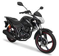 Мотоцикл Lifan LF150-2E NEW Черный, фото 1