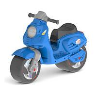 Скутер синий Орион
