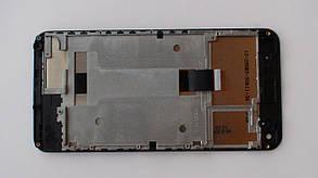 Дисплей с сенсором Nomi i5030 EVO X чёрный, фото 2