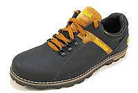 Туфли мужские TIMBERLAND кожаные, черные (р.41,43,44)