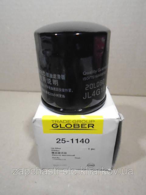 Масляний фільтр Geely Emgrand 7 1.5 Glober