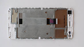 Дисплей с сенсором Nomi i5030 EVO X белый, фото 2