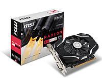 Видеокарта Radeon RX 460 OC, MSI, 2Gb DDR5, 128-bit, DVI/HDMI/DP, 1210/7000MHz (RX 460 2G OC)