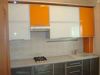 Изготовление кухонь с фасадом из пластика