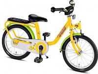 Детский велосипед PUKY Z6 yellow