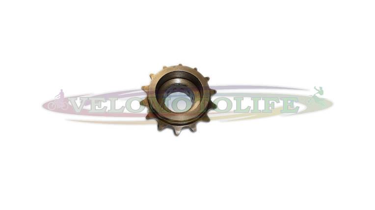 Трещетка одинарная на 14 зубьев SHUNFENG, фото 2