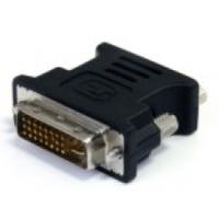 Переходник VGA(мама)/DVI 24+5 (папа) Black Q50