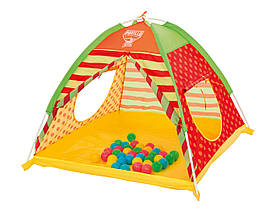 Намет дитячий для ігор з 40 кульками 68080