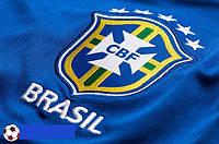 """Футбольная форма """"сборная Бразилия"""" детская 1015ис"""