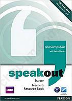Speakout Starter Teacher's Book (книга для учителя)