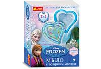 """Набор для мыловарения """"Бриллиантовое сердце. Frozen"""" 15162017P"""