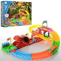 Железная дорога динозавр 8085