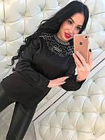 Шелковая женская рубашка, фото 1