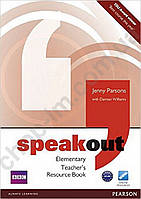 Speakout Elementary Teacher's Book (книга для учителя)