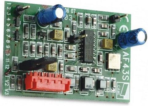 Приемник внутренний CAME AF43S