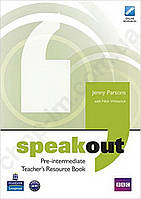 Speakout Pre-Intermediate Teacher's Book (книга для учителя)