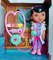 Доктор плюшева! Игровой набор, кукла, куклы, игрушки для девочки