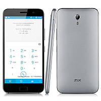 Смартфон Lenovo Zuk Z1 Space Gray, 2sim, экран 5.5''IPS, 13/8Мп, 3/64Gb, 4100mAh, GPS, 3G, 4 ядра, Android 5.1
