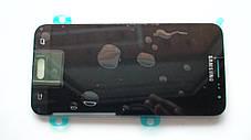 Дисплей с сенсором Samsung J320 Galaxy J3 Black оригинал, GH97-18414C, фото 3