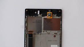 Дисплей с сенсором Nomi i5031 EVO X1 чёрный, фото 2