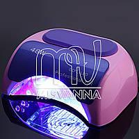 УФ LED+CCFL лампа Professional nail для гель-лаков и геля 48W с таймером 10, 30 и 60 сек. (purpure)