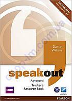 Speakout Advanced Teacher's Book (книга для учителя)