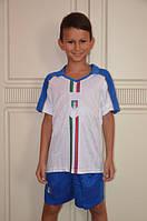 """Футбольная форма """"сборная Италия"""" детская 1018ис"""