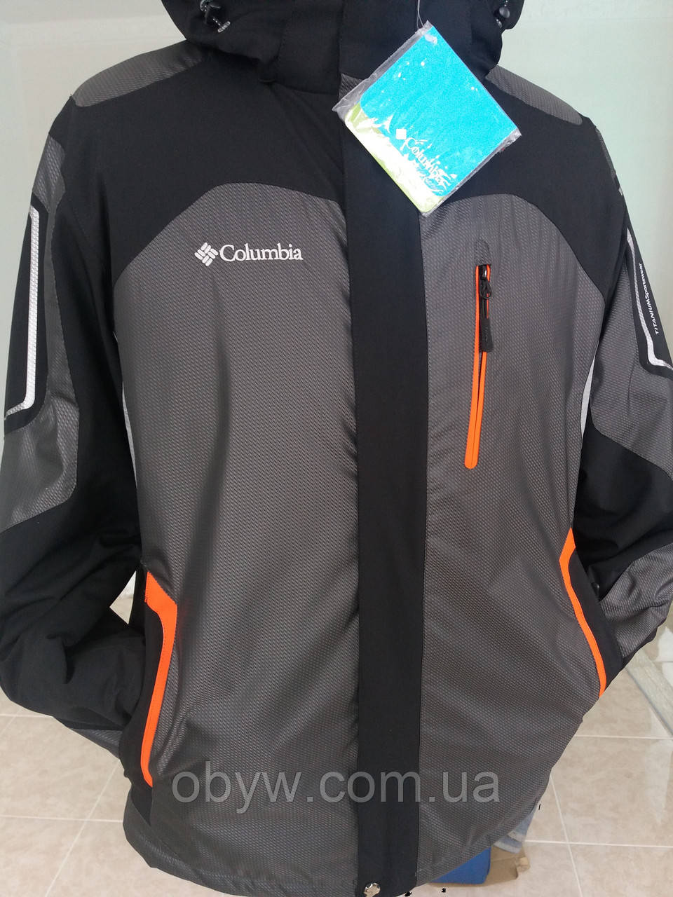 Мужские лыжные куртки Calambia