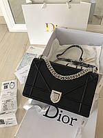 """Стильнаяженская сумочка Dior """"Diorama"""" Cruise 2017"""