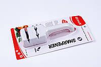 Точилка для ножей,В-11,двойная,точилки механические универсальные, фото 1