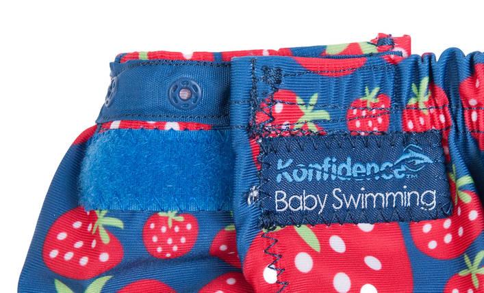 Трусики для плавания Konfidence Aquanappies, Цвет: Navy Polka Dot, 3-30 мес, фото 2