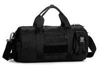 Спортивная сумка (нейлон 1000D) Black