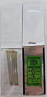 Иглы для вышивки бисером №9 (20 шт в упаковке)